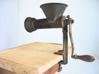 Juicer mill of counter