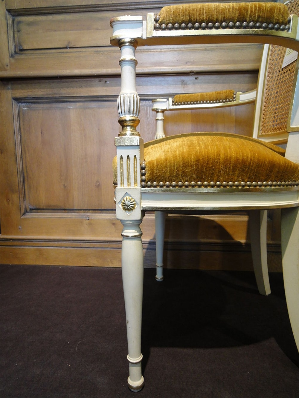 Fauteuil Style Directoire